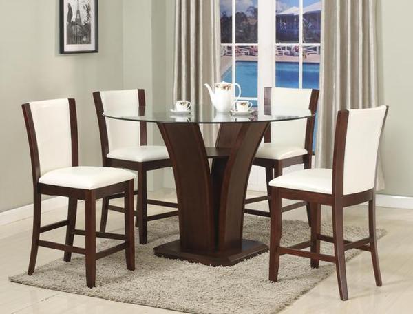 Camelia 5PC Dining Room Set Genesis Furniture
