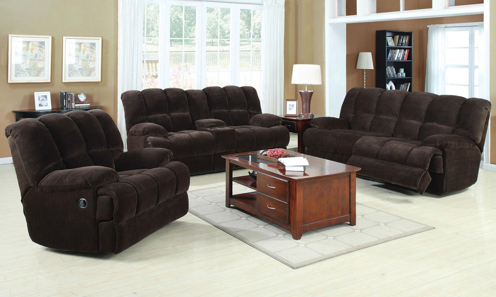 Nice Acme Furniture Ahearn Sofa, Love Seat And Chair
