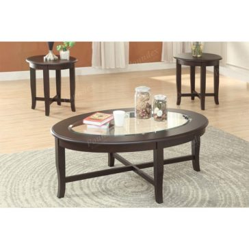 F3167 3PC Ocasional Set by Poundex Furniture