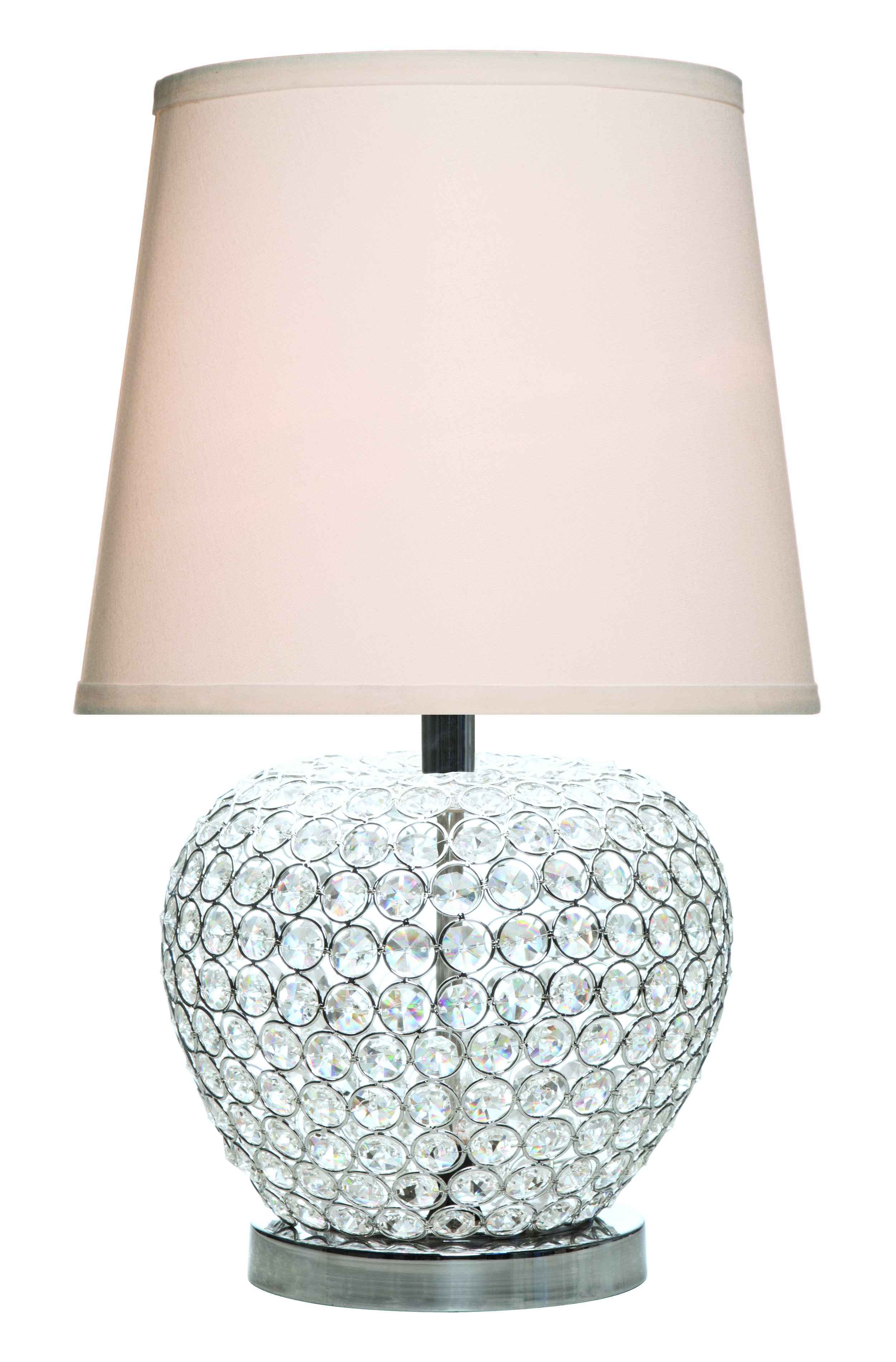 Perfect M1833 Table Lamp With Night Light By Anthony California Inc