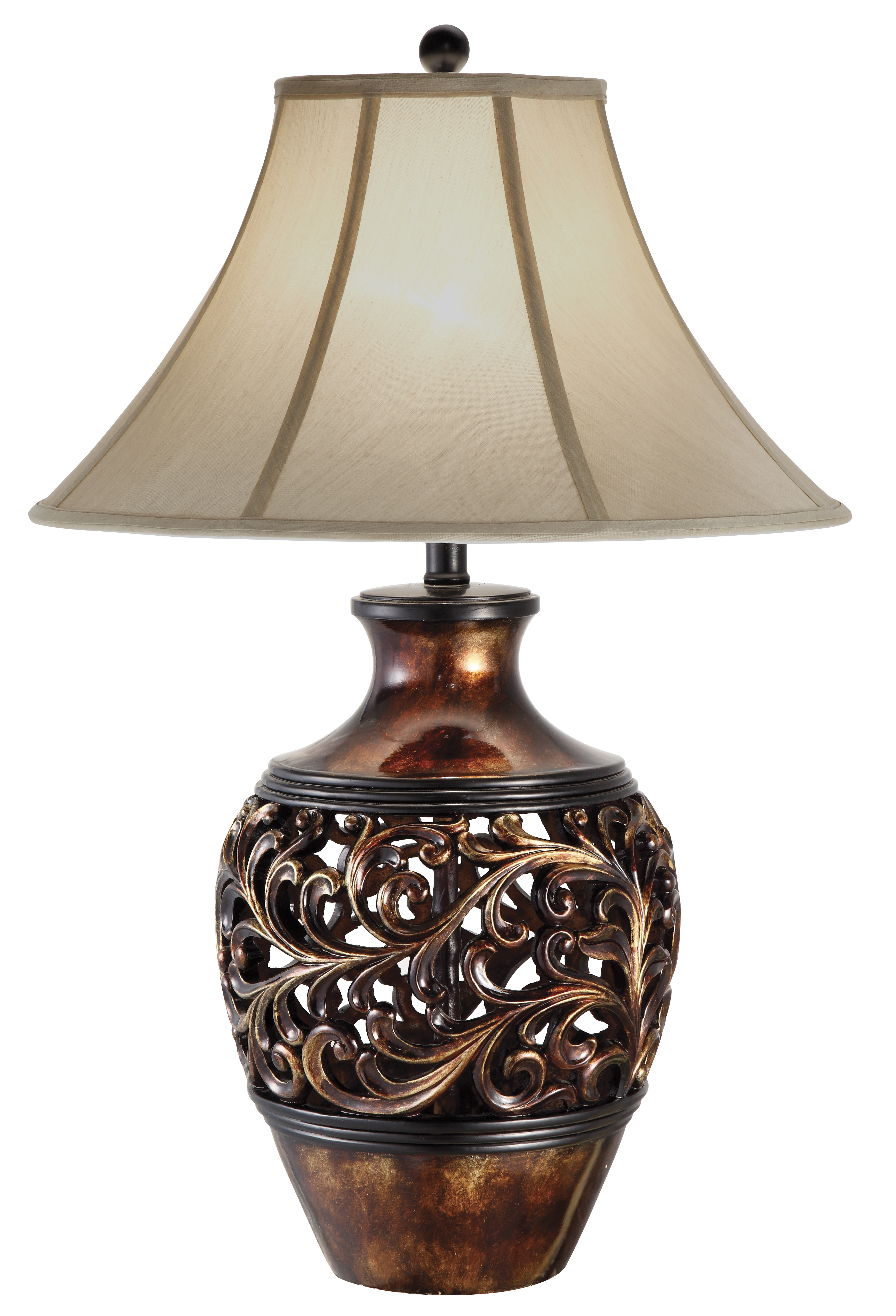 P9714 123 Table Lamp By Anthony California Inc Genesis