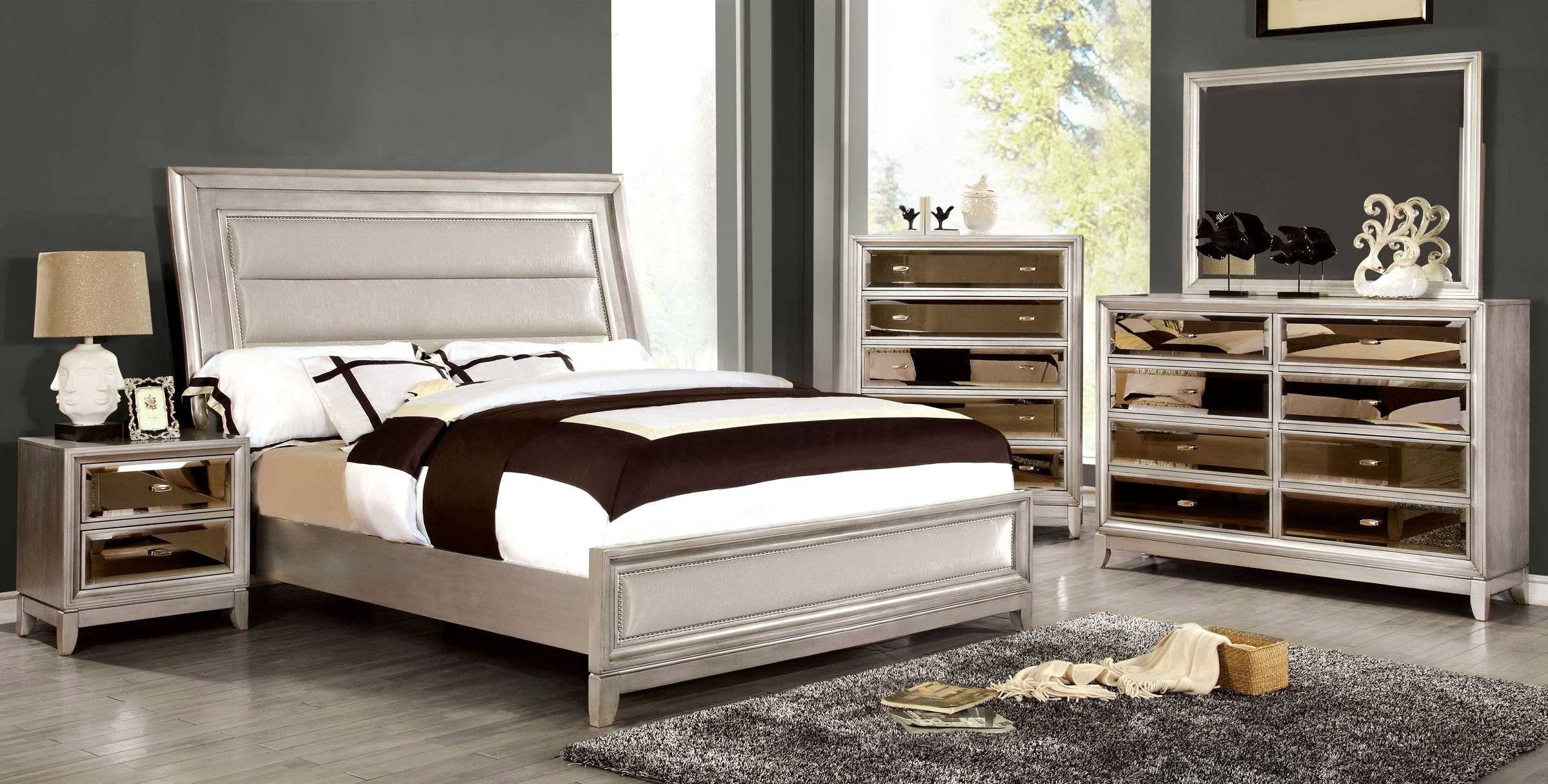 Golva Bedroom Set – Genesis Furniture