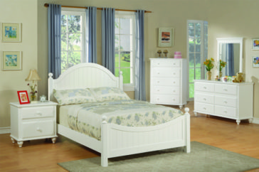 F9033 Youth bedroom set by Poundex Furniture