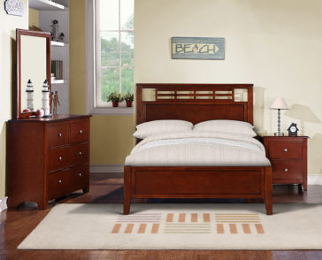 F9099 Youth bedroom set by Poundex Furniture