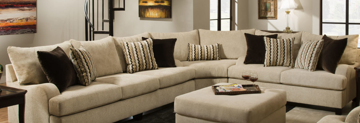 Trinidad Sectional by Simmons : simmons sectional - Sectionals, Sofas & Couches