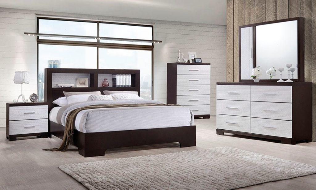 F9325 Bedroom Set Genesis Furniture