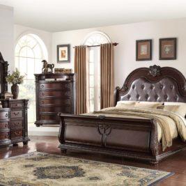 80100 Stevenson Bedroom Set Genesis Furniture
